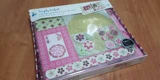 Simply Perfect Scrapbook Kit