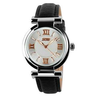 SKMEI 9075 Women Business Quartz Wristwatch