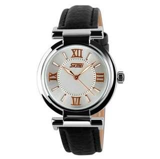 SKMEI 9075 Women Business Quartz Wristwatch