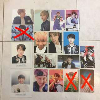 BTS Official Card
