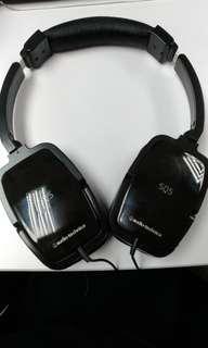 🚚 Delta audio-technica head phone SQ5