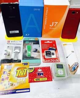 BUNDLE PACKACE BRANDNEW PHONES