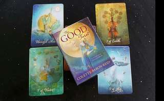 The Good Tarot by Collette Baron Reid