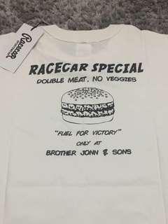 Racecar x brother jonn sons