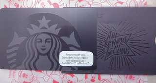Starbuck Card RM50
