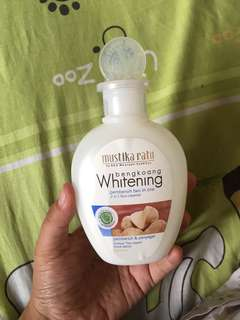 MR bengkoang whitening
