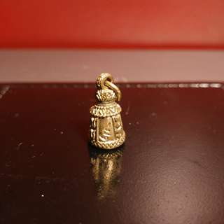 Mini Bell with ring amulet