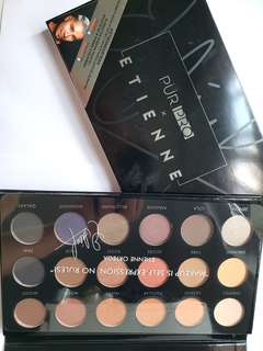 PUR Pro x Etienne Eyeshadow makeup palette