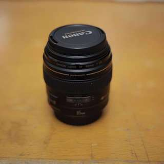 Canon 85mm 1.8 mint condition