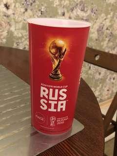 俄羅斯世界盃世界杯2018 限量紀念杯正品