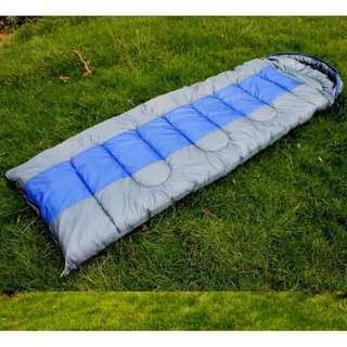 睡袋戶外野營露營, 春秋信封, 午休成人室內保暖, 情侶可拼接 睡袋