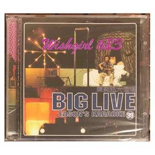 🚚 Eason 陳奕迅-『1999 BIG LIVE 大個唱』港版KARAOKE演唱會實錄VCD (絕版/全新品/雙碟裝)