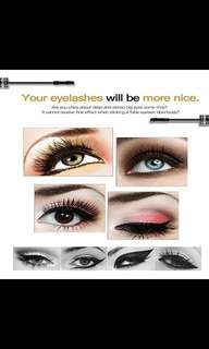 3D Water Proof Mascara + Fiber.. combinations of two pieces to create big eye and long eyelashes
