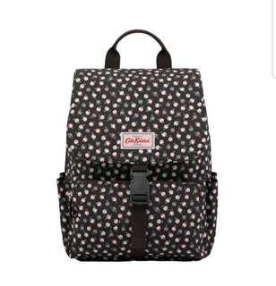 Cath Kidston Backpack Lucky Rose 鈕扣背包