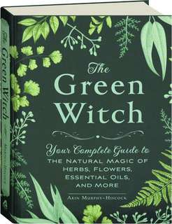 The Green Witch witchcraft book