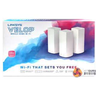brand new sealed in box linksys velop set of 3