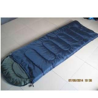 睡袋戶外成人睡袋 , 單人野營夏季睡袋 , 防水防潮, 信封款露營可拼接雙人睡袋