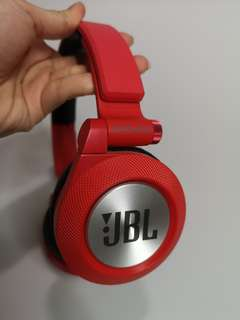 Authentic JBL Synchros E40 BT Red