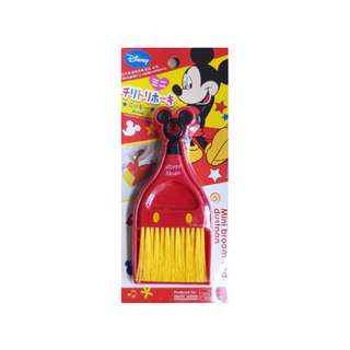 Disney Mickey Mouse Mini Broom and Dustpan
