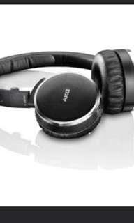 Authentic AKG K490 NC Headphones