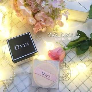 🚚 Dvz'朵色 四宮格定妝蜜粉 防水抗汗維持妝容