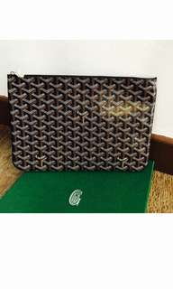 🆕 Authentic GOYARD MM Size Clutch