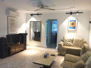 Rental 4 room Flat in Bishan AMK. No Agent Fees