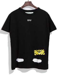 🆕 Authentic Off-White SS17 Spray Tee