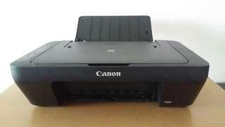 Canon Pixma Printer MG2570S