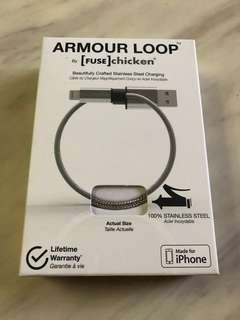 全新 Armour Loop IPhone Lightning