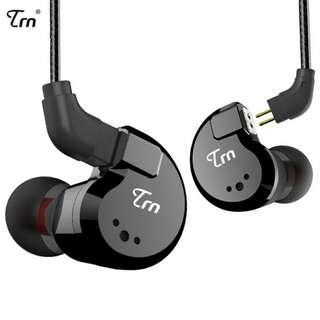 💥最新💥TRN V80 耳機