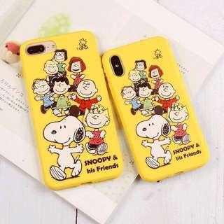 日本直送!SnoopyiPhone case