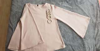 bell sleeves from USA