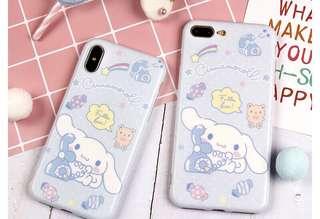 日本直送!cinnamoroll iPhone case