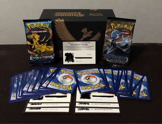 Pokemon Cards, Unclaimed Code Cards, & Booster Packs
