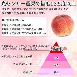 大唐領水蜜桃