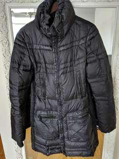 hugo boss down parka