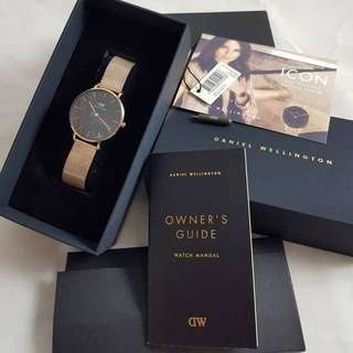 DANIEL WELLINGTON CLASSIC PETITE SERIES ORIGINAL