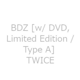 PREORDER TWICE BDZ [w/ DVD, Limited Edition / Type A] include postage