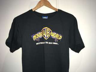 VINTAGE GC MOVIE WORLD TEE