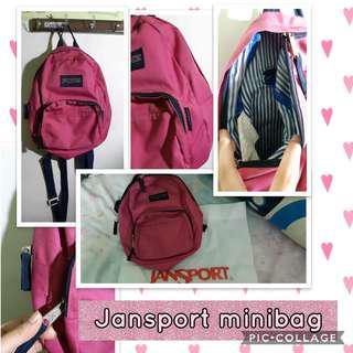 Jansport minibag