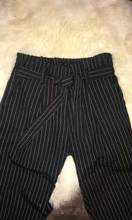 New striped pants