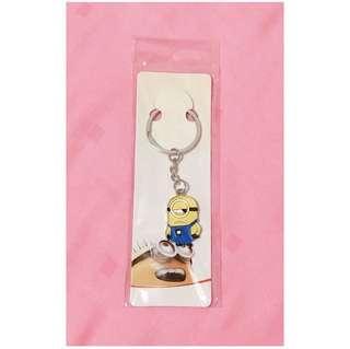 BN Minion Keychain