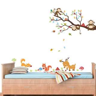 Animal Wall stickers for room