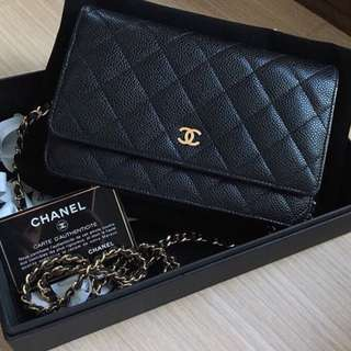crossbody chanel