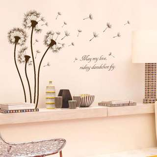 Dandelion Stickers for wall
