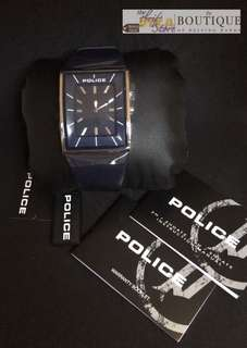 Auth Police Men's Watch