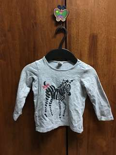 H&M 9-12month Rm25 inclu pos