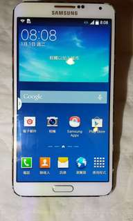 Samsung SM-N9005 note3 LTE4g,16gb(2nd hand,with scratch marks on frame, Trade on Tai Wo Hau MTR station