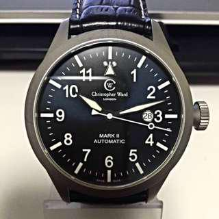 Christopher Ward C8 Pilot MK II (preowned)